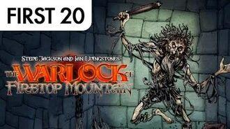 The Warlock of Firetop Mountain • First20