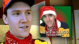 Ninten Speaks Christmas Album is Back (Day 1834 - 12 2 14)