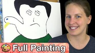 "Broken Picturephone - ""Duck"" Painting (Full Version)"