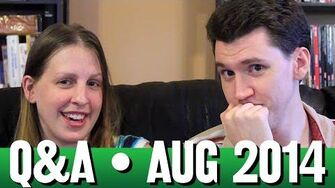 StephenVlog Q&A - August 2014
