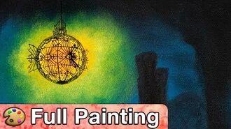 "Skyrim - ""Blackreach"" Painting (Full Version)"