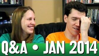 StephenVlog Q&A - January 2014