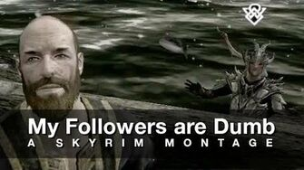 My Followers are Dumb A Skyrim Montage