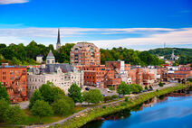 Augusta City Maine