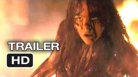 Carrie TRAILER 1 (2013) - Chloe Moretz, Julianne Moore Horror Remake HD