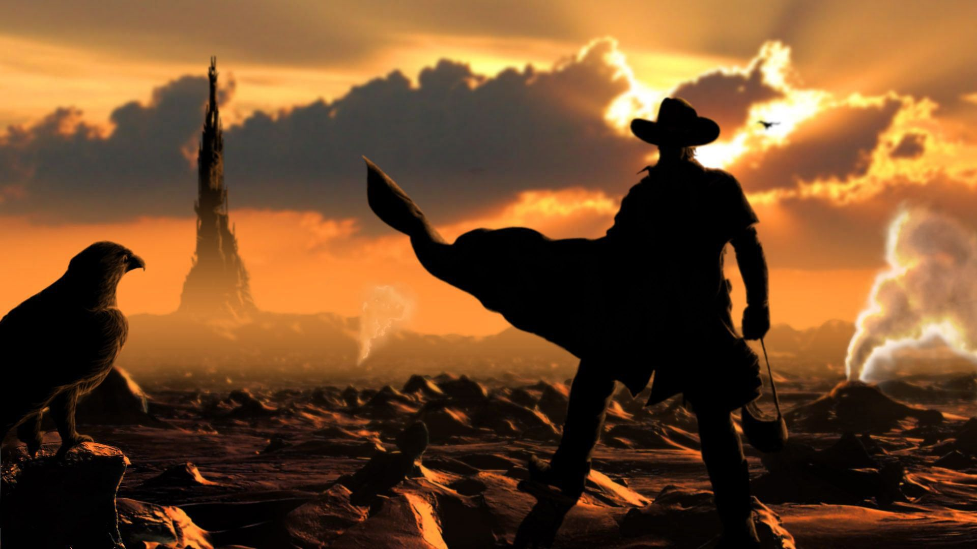 The Dark Tower | Stephen King Wiki | FANDOM powered by Wikia