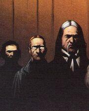 Big coffin hunters