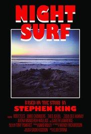 Night Surf poster
