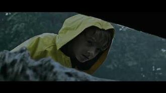 IT - Georgie takes his boat (Deleted Scene)