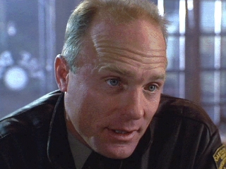 Ed Harris as Sheriff Pangborn