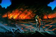 Whelan firestarter