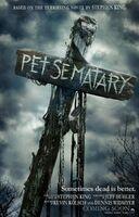 Кладбище домашних животных 2019 - оригинальный постер 2