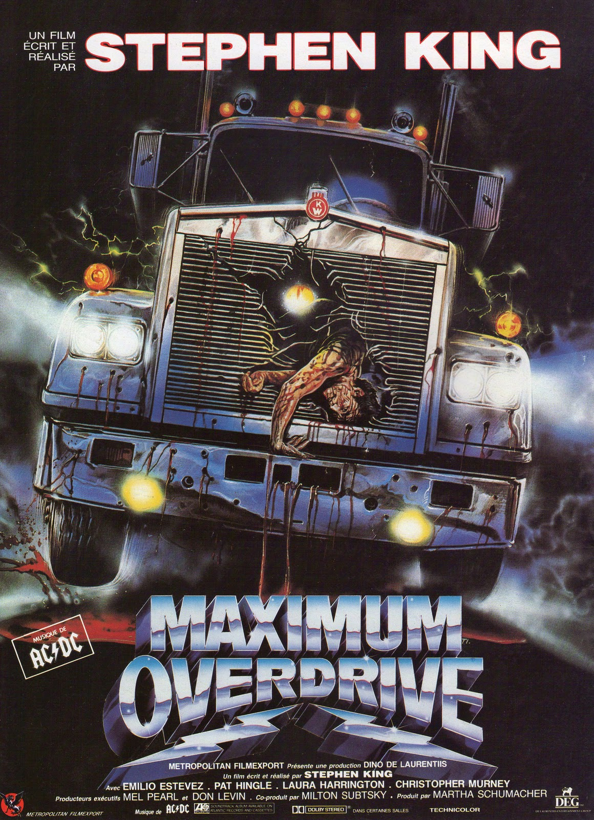 Image result for maximum overdrive