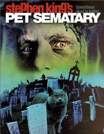 Cementerio de animales 1989