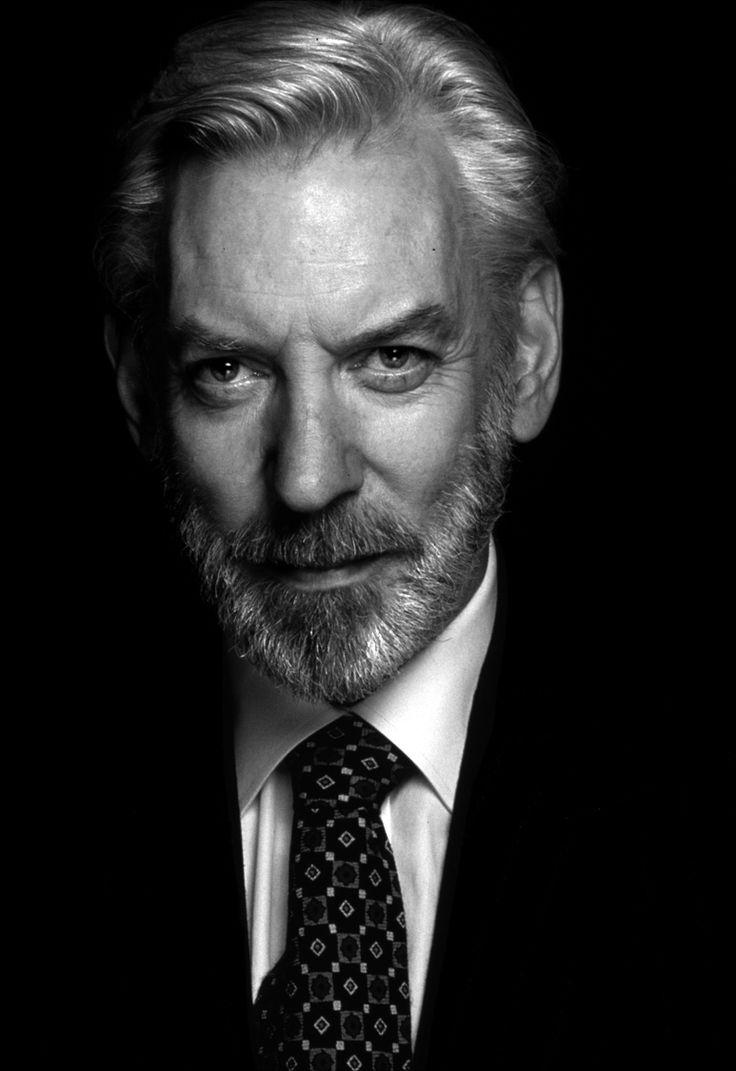 Donald Sutherland Donald Sutherland new pics