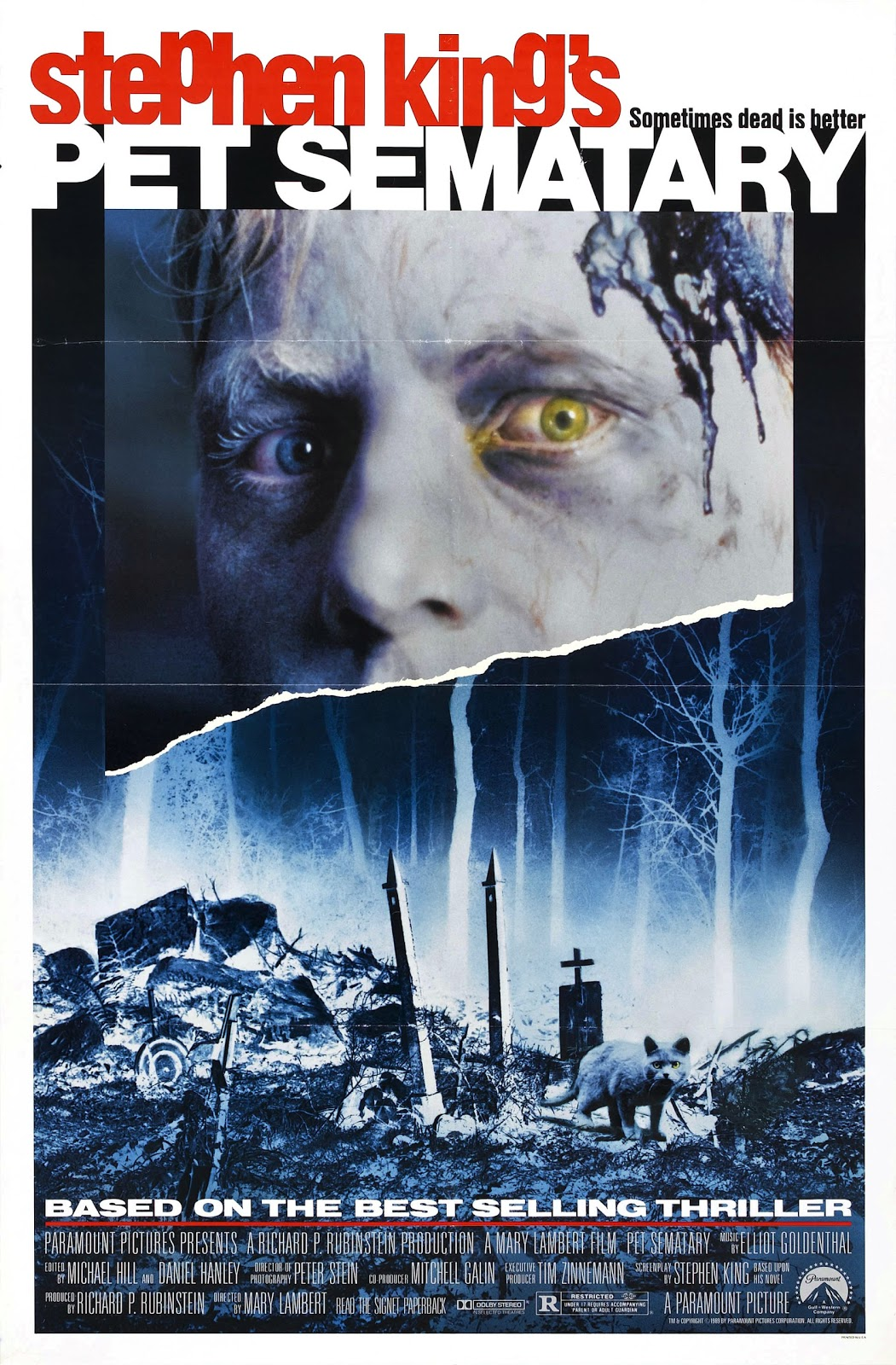Link to Catalogue record for Pet Sematary