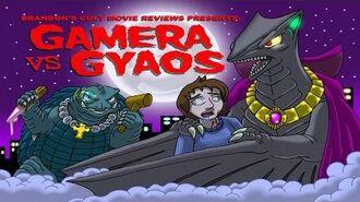 Brandon's Cult Movie Reviews Gamera vs. Gyaos