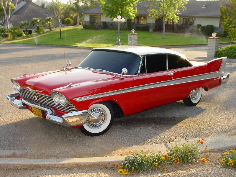 Christine (car) | Stephen King Wiki | FANDOM powered by Wikia