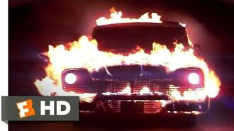 Christine (1983) - The Fiery Fury Scene (6 10) Movieclips-0