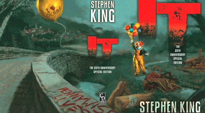 IT (book)   Stephen King Wiki   Fandom