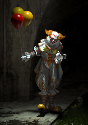 Mikael-quites-pennywise