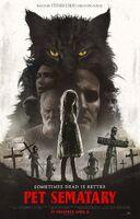 Кладбище домашних животных - постер 1