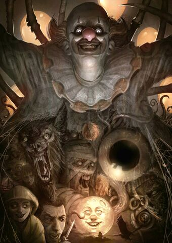 pennywise true form book  It (Creature) | Stephen King Wiki | Fandom