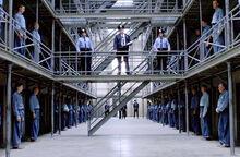Тюрьма внутри, Побег из Шоушенка