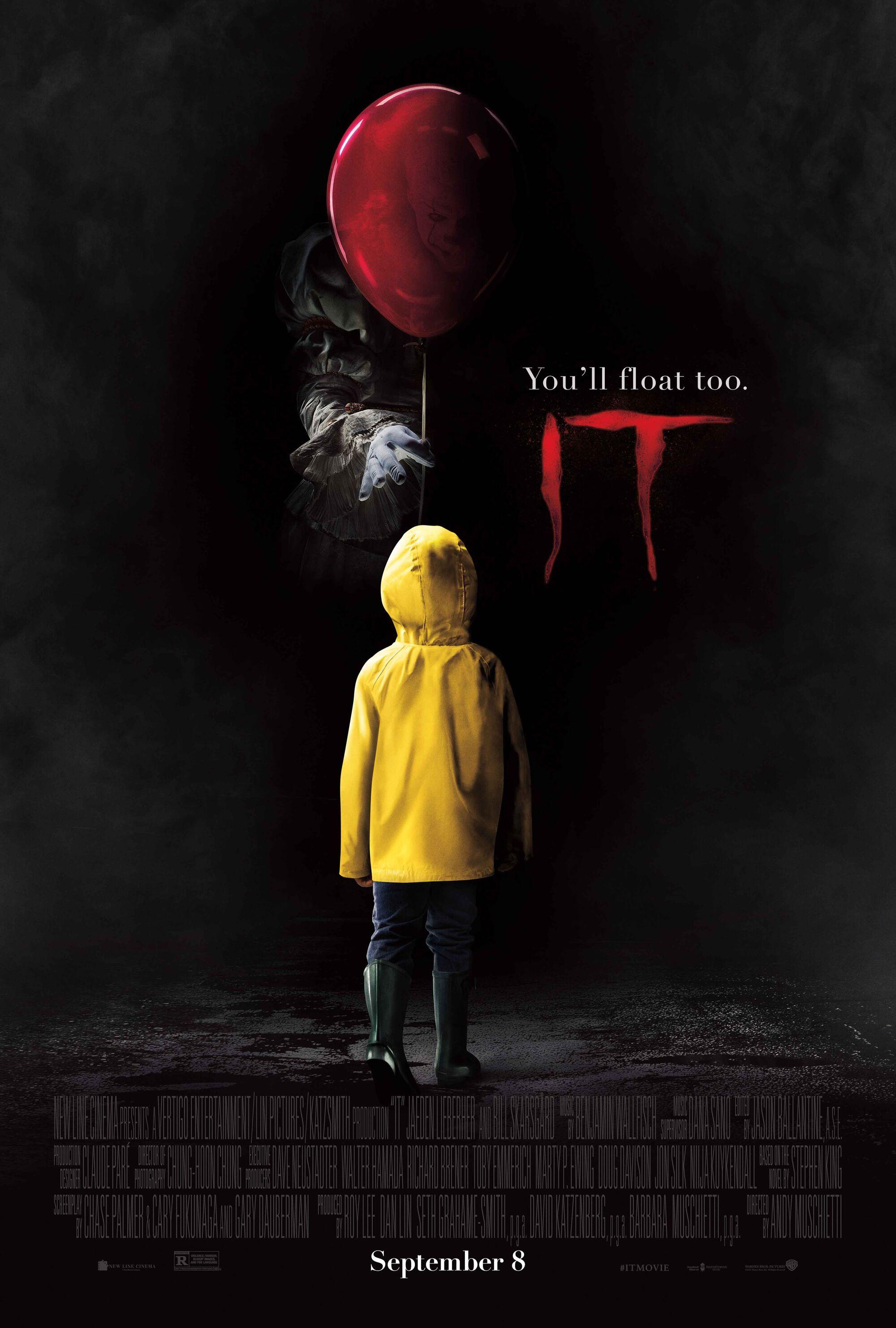 It: Chapter One (2017 film) | Stephen King Wiki | FANDOM
