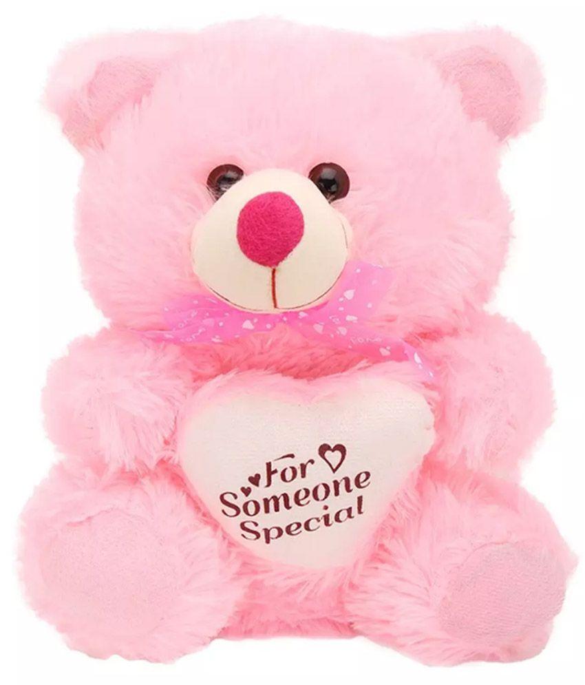 Kashish Toys Pink Teddy Bear SDL555019719 1 68720