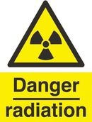 Warning-radiation