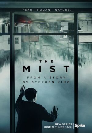 The Mist TV Poster