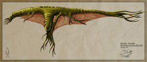 Kite creature 5