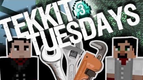 Tekkit Tuesdays - Nether Diamonds & Mushroom Nurseries