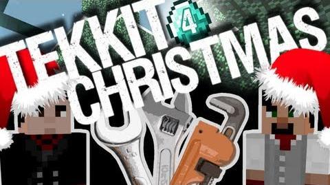 Tekkit Tuesdays - Tekkit CHRISTMAS - Pigmen From Switzerland