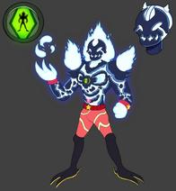 Steven 10 - pyroburst