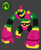 Steven 10 - blockhead