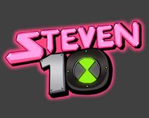 Steven 10 - logo