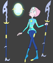 Steven 10 - pearl