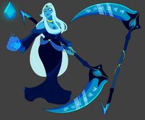 Steven 10 - blue diamond