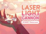 Laser Licht Kanon