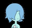 Blauwe Parel