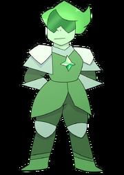 Emeraldforvk