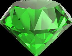Зелёный Алмаз-0