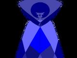 Granatowa Diament (Bialuuu)