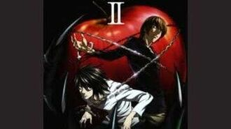 Death Note Anime OST 2 - Himitsu (秘密)