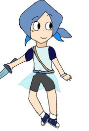 Esmeralda Azul