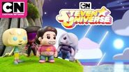 Steven Universe Opening title with Funko Toys Cartoon Network