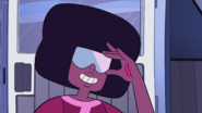 We need to talk Young Garnet Smiling