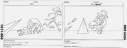 Friend Ship storyboards by Jeff Liu 5